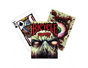 Карты Bicycle Zombified